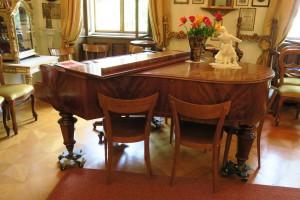 『野ばら』作曲家レハールが使用していたピアノ